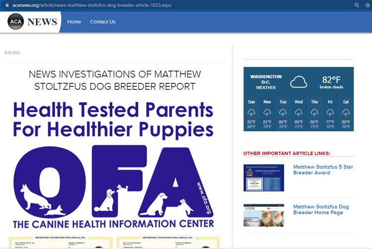 matthew, stoltzfus, dog, breeder, new, report, inspections, matthew-stoltzfus, dog-breeder, gap, pa, pennsylvania, bernidoodle, puppy, mill, puppymill, usda, inspection, records, kennel, govenrment, department, agriculture, doglaw
